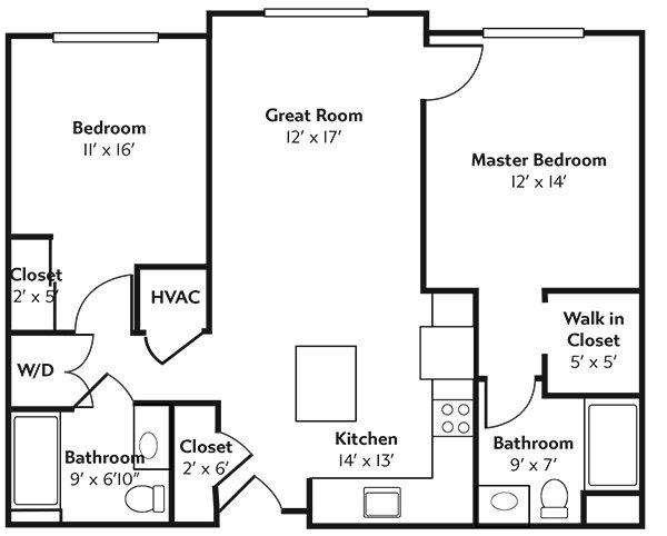 Rivertown Ridge Ontario Floor Plan.